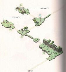 Falcon's Claw Map 3