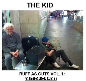 Ruff as guts vol 1 out of credit cover