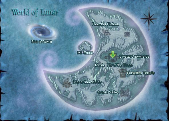 MapWorld Luna