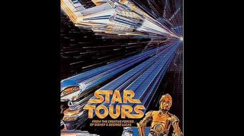 Star Tours Music
