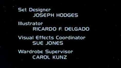Deep Space Nine Season 1 Credits