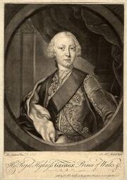 George III As Prince of Wales