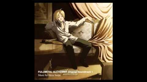 Fullmetal Alchemist Brotherhood OST - 05. Clash of the Alchemists