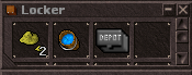 Crafting Items inside DP