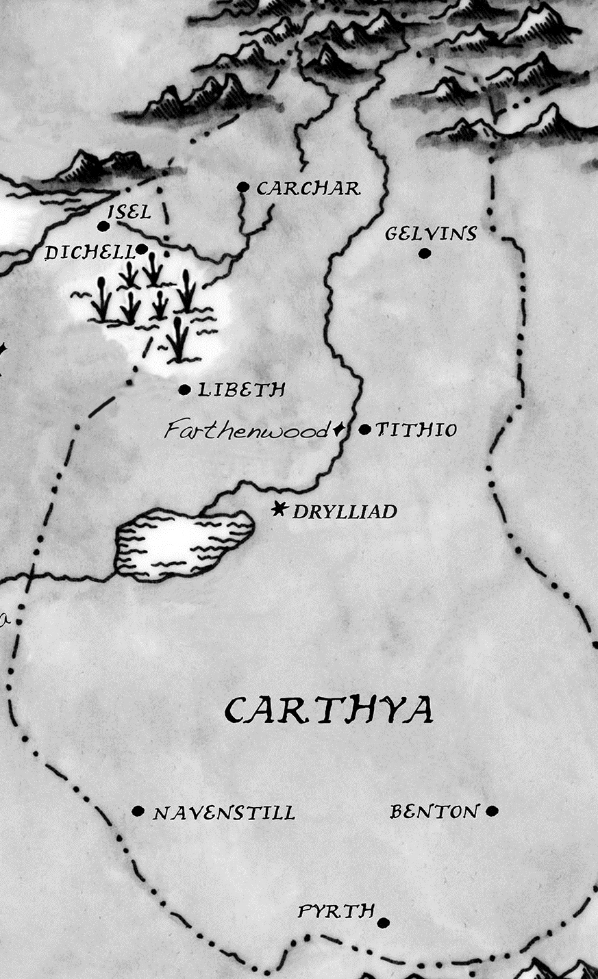 Carthya ascendance trilogy wiki fandom powered by wikia map of carthya gumiabroncs Image collections