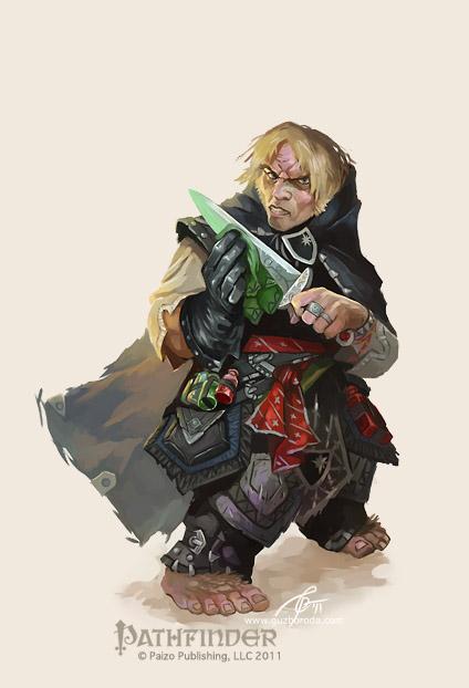 Knitt, Halfling Rogue | Ascension 5E Wiki | FANDOM powered