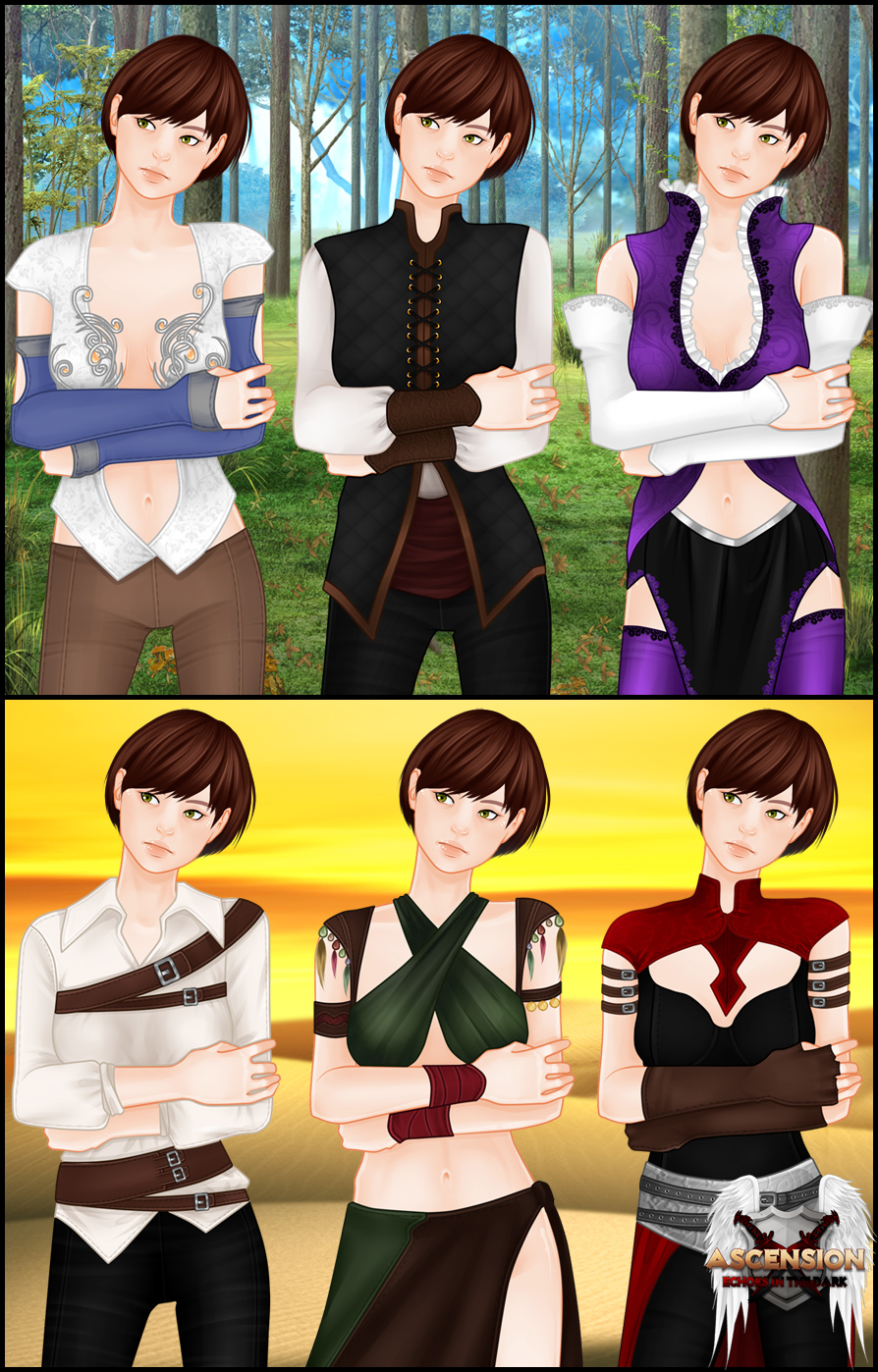 chapter 4 outfits ascension by rinmaru wiki fandom powered by wikia