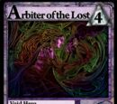 Arbiter of the Lost