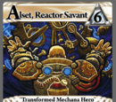 Alset, Reactor Savant