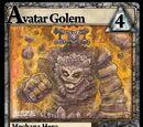 Avatar Golem