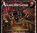 Akam, the Genie