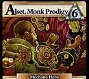 Alset, Monk Prodigy
