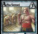 Arha Sensei