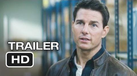Jack Reacher Official Trailer 2 (2012) - Tom Cruise Movie HD