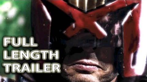 Dredd 3D Trailer (2012)