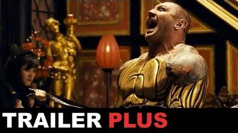 The Man with the Iron Fists Trailer 2012 - TRAILER HD PLUS