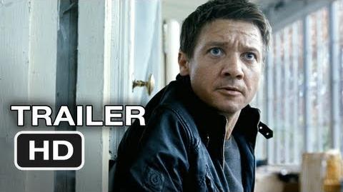 The Bourne Legacy Official Trailer 1 - Jeremy Renner Movie (2012) HD