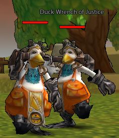 Duck Wrench of Justice