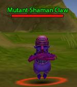 Mutant Sharman Claw
