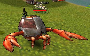 Tic-Toc Crab
