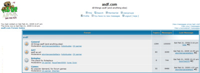 ASDFold