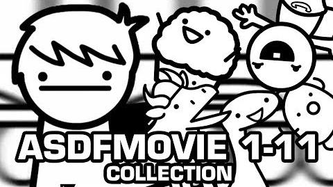 Asdfmovie 1-11 (Complete Collection)