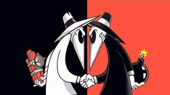 Cartoon Network MADtv - Spy vs
