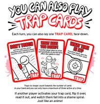 Play an Trap Card