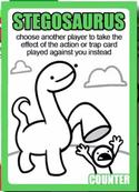 MuffinTime Stegosaurus