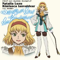 Anime Concept Natalia