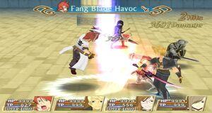 Fang Blade Havoc (TotA)