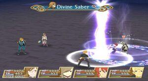 Divine Saber (TotA)