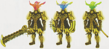 Golden Mage Knight (ToX)