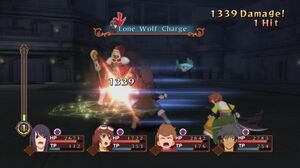 Lone Wolf Charge (ToV)