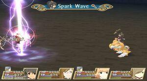 Spark Wave (TotA)