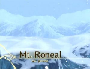 Mt. Roneal (TotA)