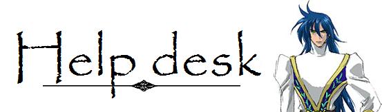 Help Desk Banner