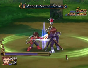 Beast Sword Rain (ToS)