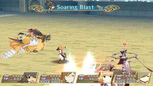 Soaring Blast (TotA)