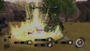 Shattering Demon Fist (ToX2)