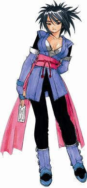 Sheena Fujibayashi (ToS GC)