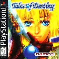 ToD PSX (NTSC-U) game cover