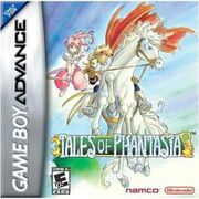 ToP GBA (NA) game cover