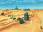 Desert Artwork (TotT)