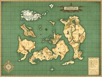Auldrant Map