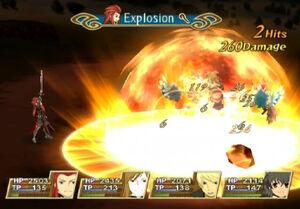 Explosion (TotA)