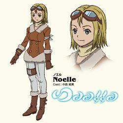 Anime Concept Noelle