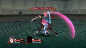 Four Hit Charge (ToV)