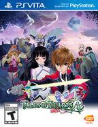 ToH-R VITA (NTSC-U) game cover