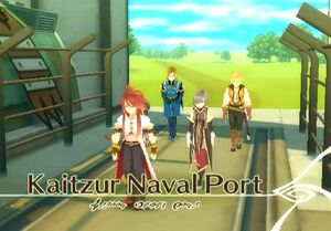 Kaitzur Naval Port (TotA)